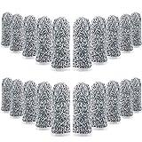 60 Pieces Cut-Resistant Finger Cots Finger Sleeve Protector Reusable Thumb Finger Protectors Guards for Kitchen Sculpture Work