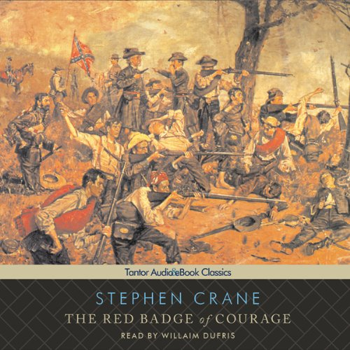 Page de couverture de The Red Badge of Courage