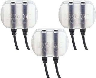 Rode INVISILAV3 discreet lavalier montagesysteem voor opsteekmicrofoons (verpakking van 3 stuks)