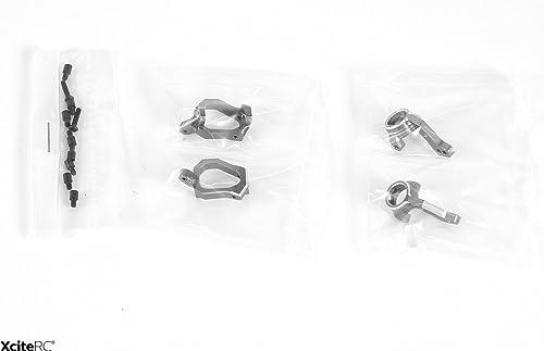 Xciterc en aluminium Suspension de roue avant (4) pour réplique Serie