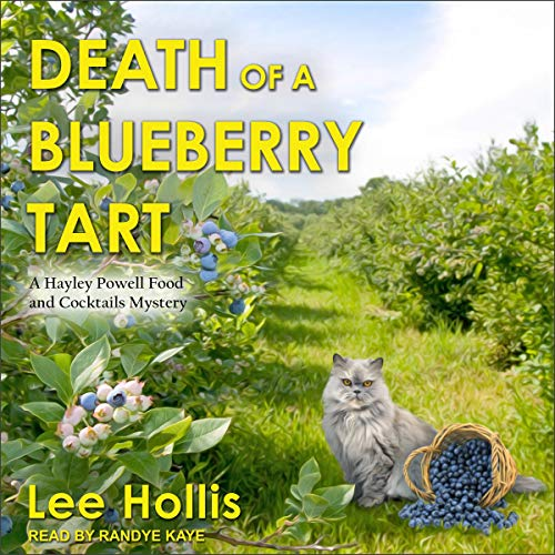 Death of a Blueberry Tart  By  cover art