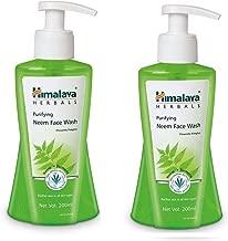 Himalaya Purifying Neem Face Wash, 200ml (Buy 2 and Save Rupees 40)