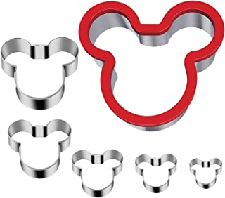 Best mickey mouse fondant cutter Reviews