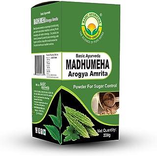 Basic Ayurveda Madhumeha Arogya Amrita (200 Gram)