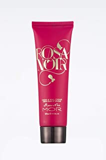 MOR Boutique Rosa Noir Hand and Nail Cream, 125ml