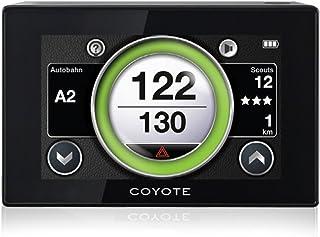 Coyote NC DE 3M DA - Módulo receptor GPS (informaciones en tempo real), negro