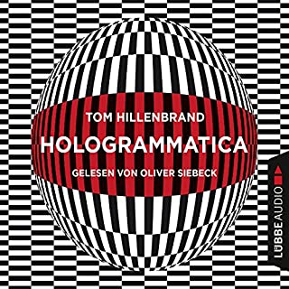Hologrammatica cover art