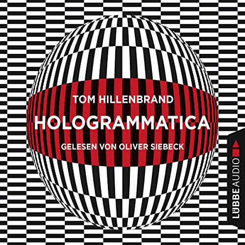 Hologrammatica audiobook cover art