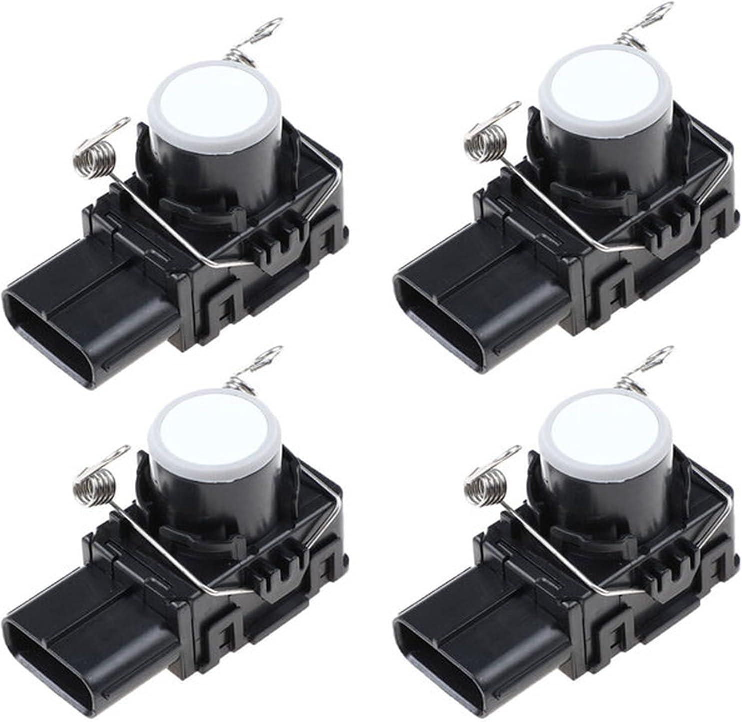 GLLXPZ 4PCS Reversing Radar Parking Land for 70% OFF Outlet Toyota Crui Great interest Sensor