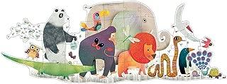 DJECO Animal Parade Giant Floor Jig Saw Puzzle