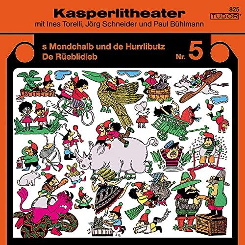 Kasperlitheater Nr. 5 Titelbild