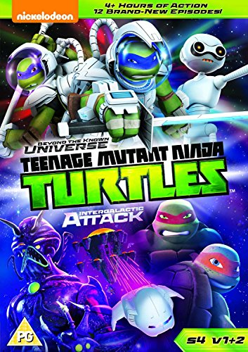Tmnt Beyond The Known Universe S4 V1&2 Edizione: Regno Unito ...