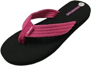 Women's Sandals Yoga Foam Flip Flops Soft Slippers TPR Non-Slip