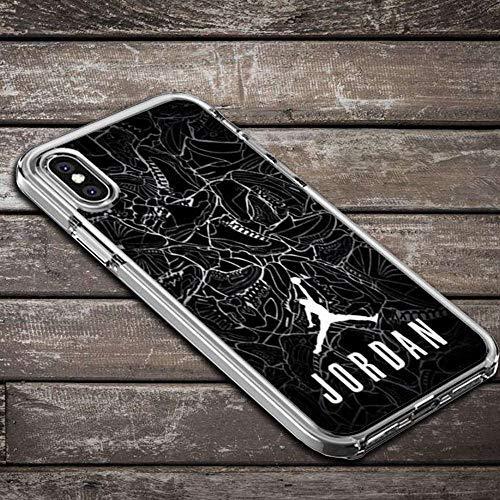 Goodsprout vgR JraRDvN SHraES CraLLvGE Phone Case Transparent Silicone Cover For Funda iPhone 7 Plus 5.5/Funda iPhone 8 Plus 5.5