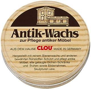 Clou Antik Wachs Möbelwachs: aus natürlichen Bienenwachs farblos 200ml