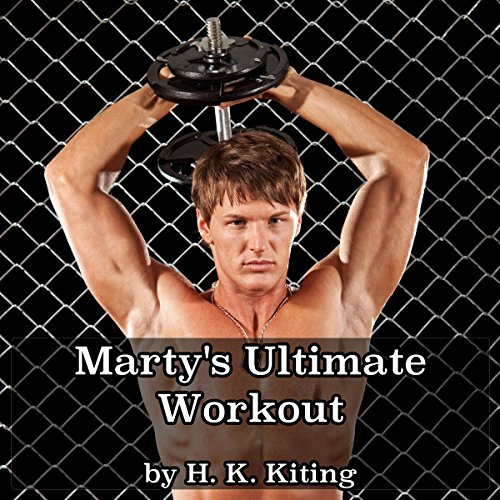 Marty's Ultimate Workout audiobook cover art