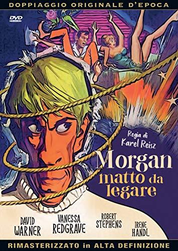 Morgan Matto Da Legare (1966): Amazon.it: Warner,Redgrave,Stephens,  Warner,Redgrave,Stephens: Film e TV