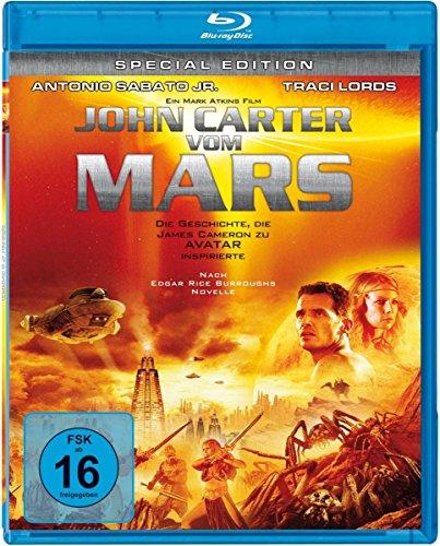 John Carter vom Mars [Blu-ray] [Special Edition]