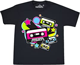 inktastic The 80s Cassette Tapes Youth T-Shirt
