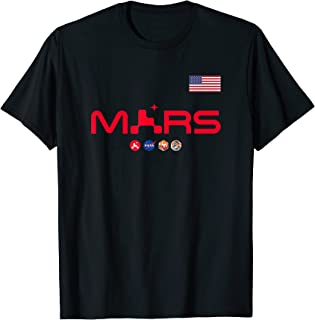 Souvenir de la Persévérance de Mars Rover T-Shirt