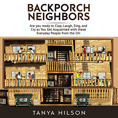 Backporch Neighbors audiobook cover art