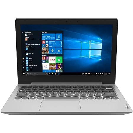"Lenovo IdeaPad Slim 1 Intel Celeron N4020 11.6"" (29.46cm) HD Thin & Light Laptop (4GB/256 GB SSD/Windows 10/MS Office/Platinum Grey/1.2Kg), 81VT0071IN"