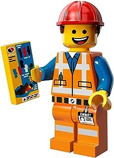 Figura Pequeña de Hard Hat Emmet, The Lego