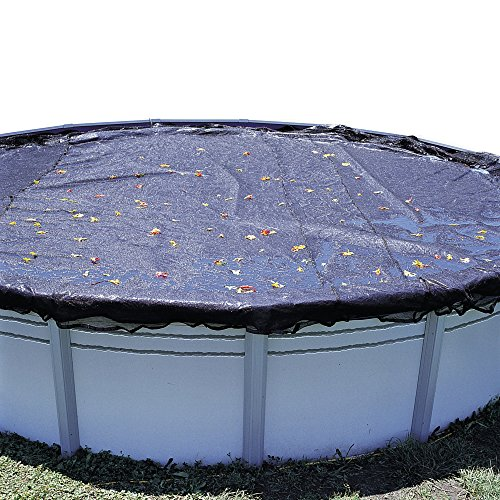 In The Swim 24 ft Round Above Ground Pool Leaf Net Cover