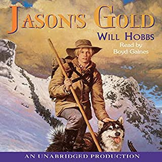 Jason's Gold audiobook cover art