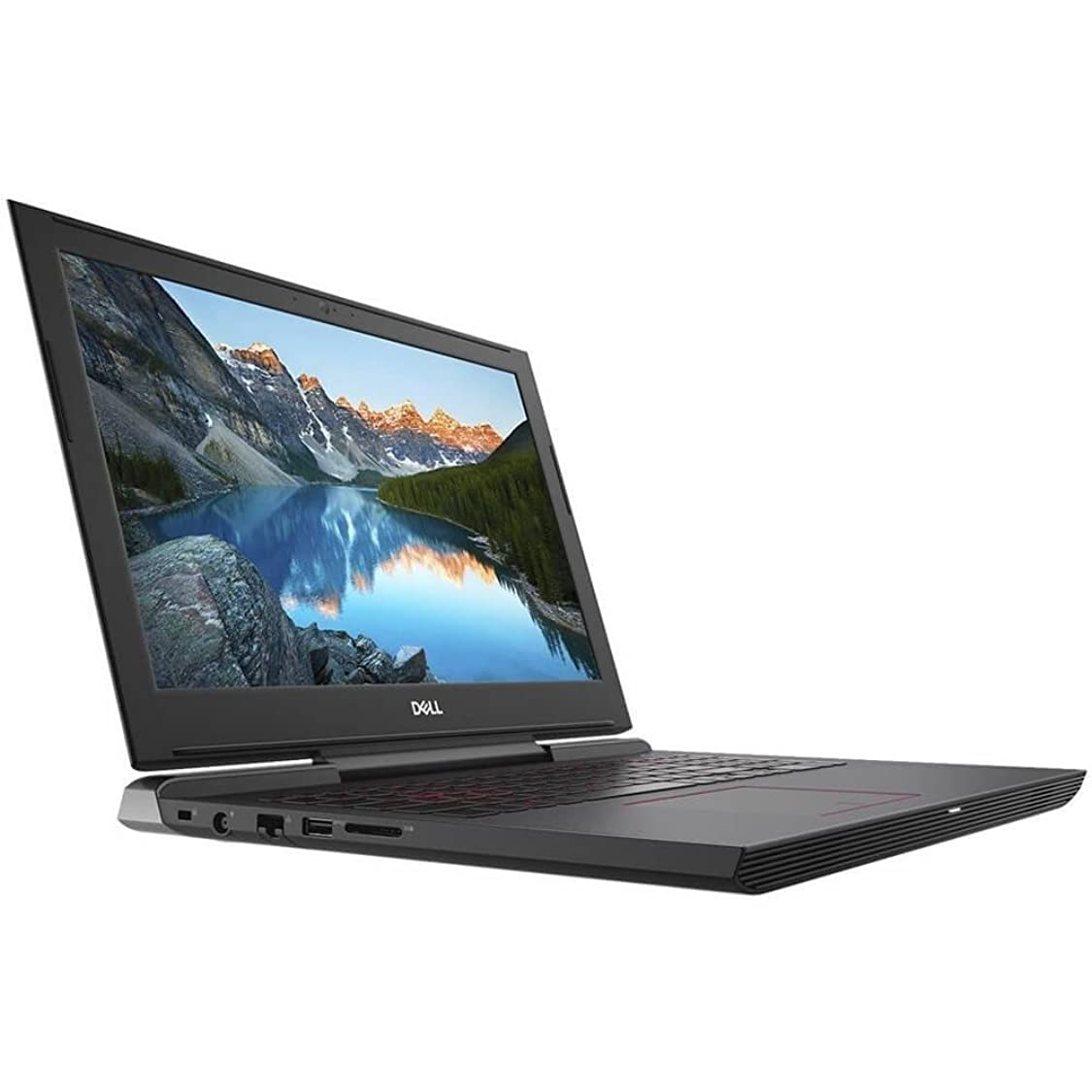 Dell Inspiron 15 7577 Laptop: Core i5-7300HQ, 256GB SSD, NVidia GTX 1060 6GB, 8GB RAM, 15.6inch Full HD Display (Renewed) av98618115220873