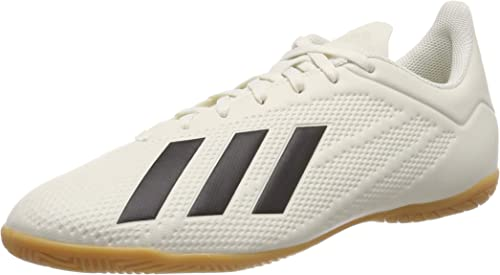 Adidas Herren X Tango 18.4 in Futsalschuhe, Schwarz, 39 EU