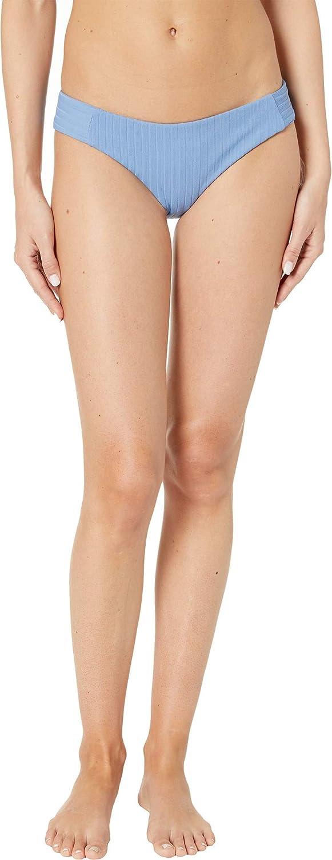 Becca by Rebecca Virtue Women's Loreto Tab Side Hipster Bikini Bottom