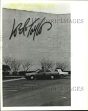 Historic Images - 1989 Press Photo Lord and Taylor Store in Houston
