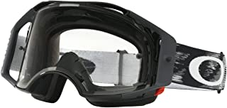 Oakley Airbrake MX Goggles (Jet Black Speed Frame/Clear Lens)