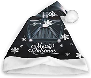 Others Darth Vader STRA Unisex Children Adult Christmas Hat Xmas Party Costume Accessories Santa Claus New Year Cap Gift