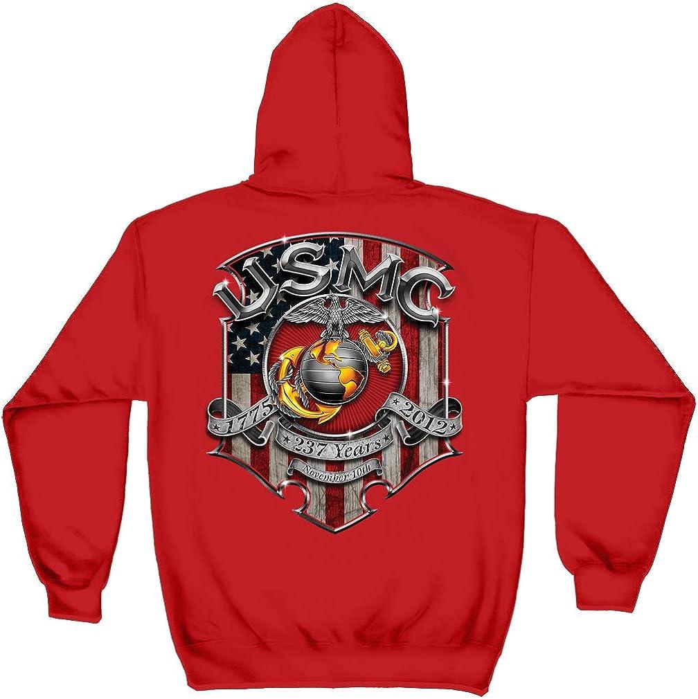 70% OFF Outlet Erazor Bits Bombing free shipping Marine Corps T-Shirt Shirt Birthday M