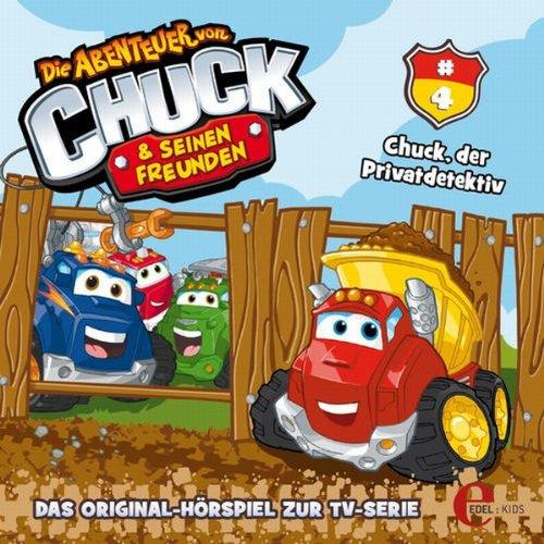 Chuck, der Privatdetektiv Titelbild