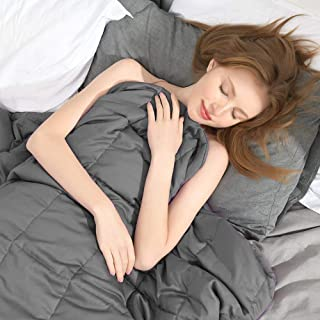 Ourea 3.0 Upgrade Cooling Weighted Blanket Adult Queen...