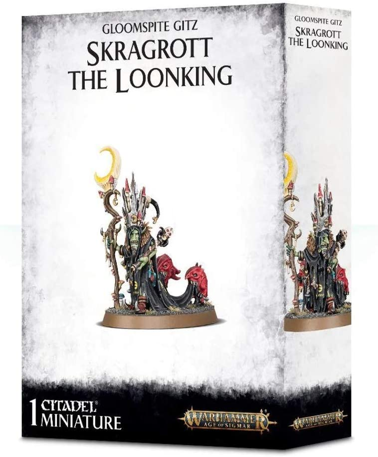 Games Workshop Warhammer AoS 25% OFF 25% OFF - The Gloomspite Skragrott Gitz Loo