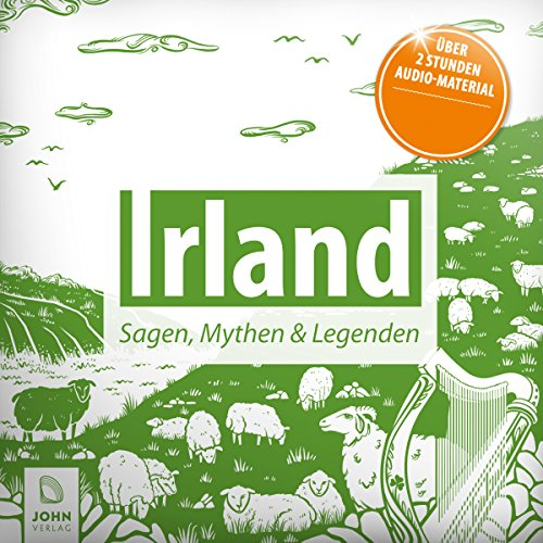 Irland: Sagen, Mythen & Legenden Titelbild