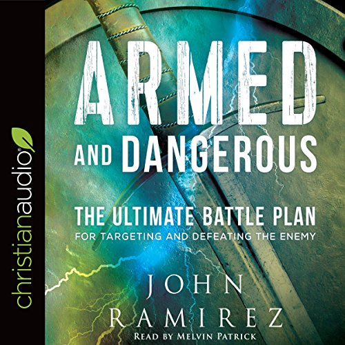 Armed and Dangerous audiobook cover art