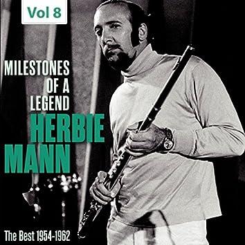 Milestones of a Legend - Herbie Mann, Vol. 8