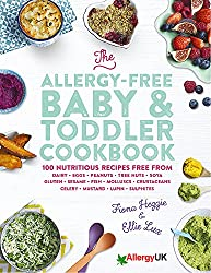 professional Allergy-free toddler cooking book