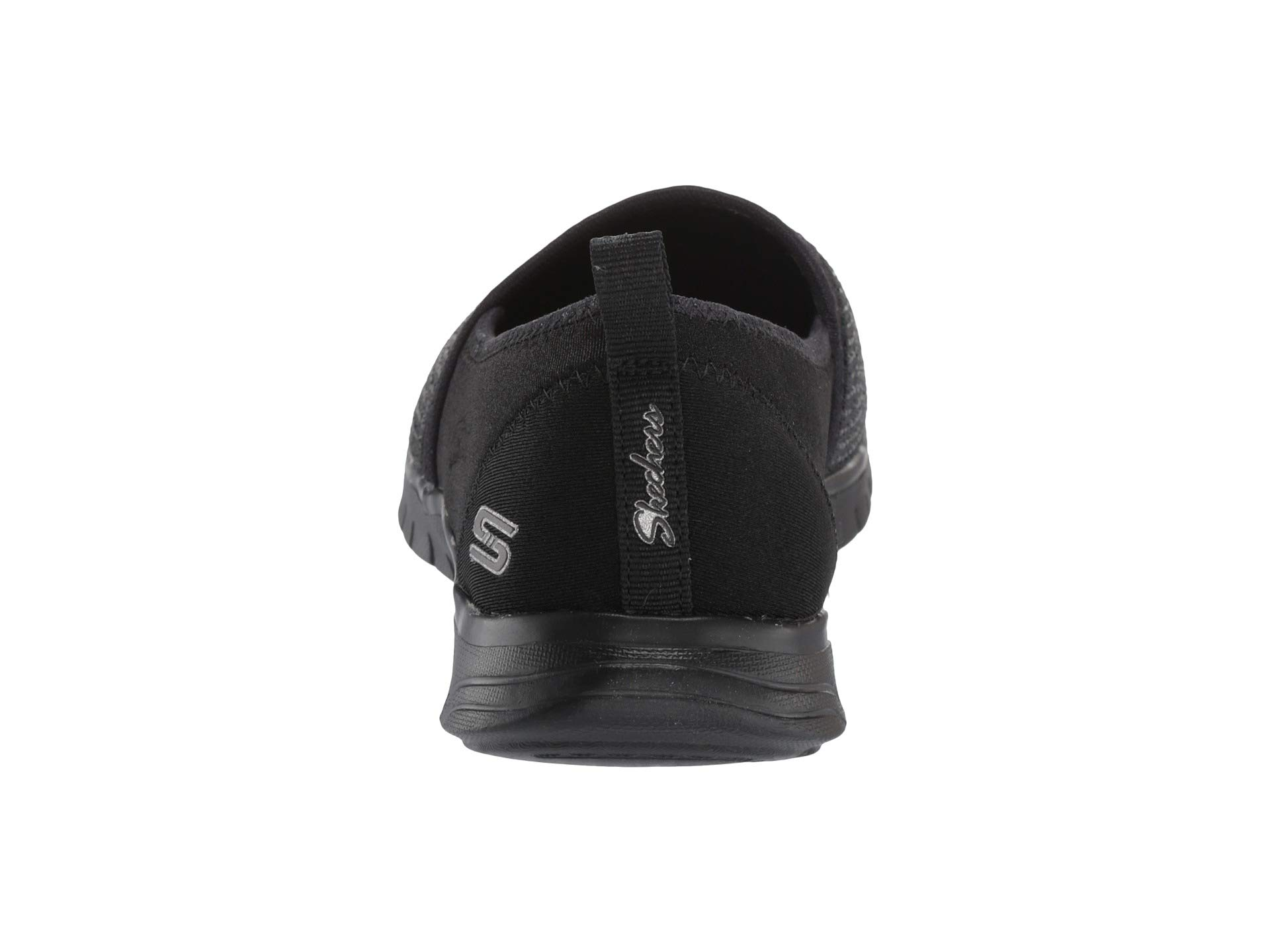 Ez Renew Show Shimmer Flex Skechers Black EqUdZqw8