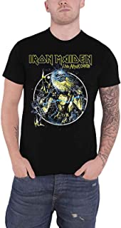 Iron Maiden 'Live After Death' (Black) T-Shirt (x-large)