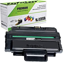 PayForLess Toner Cartridge ML-D2850B 1PK Black Compatible for Samsung ML-2851nd ML-2850 ML-2850D ML-2450