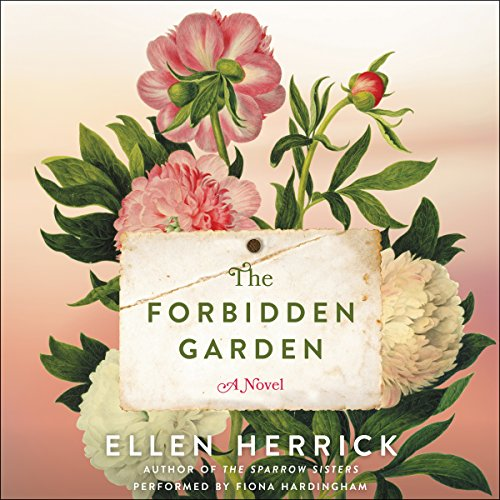 The Forbidden Garden audiobook cover art