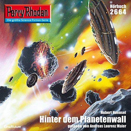 Hinter dem Planetenwall audiobook cover art