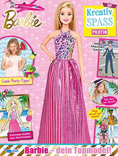 Barbie KreativSPASS Magazin Nr.24/2019 - Pilotin
