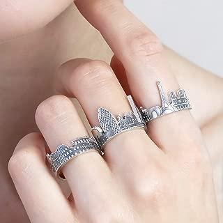 caitlyn minimalist ring
